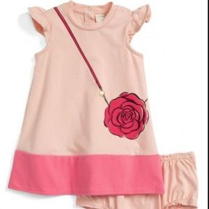 🌺 HOST PICK Kate Spade Pink Baby Dress